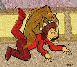 horserideman