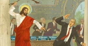 jesus money changers