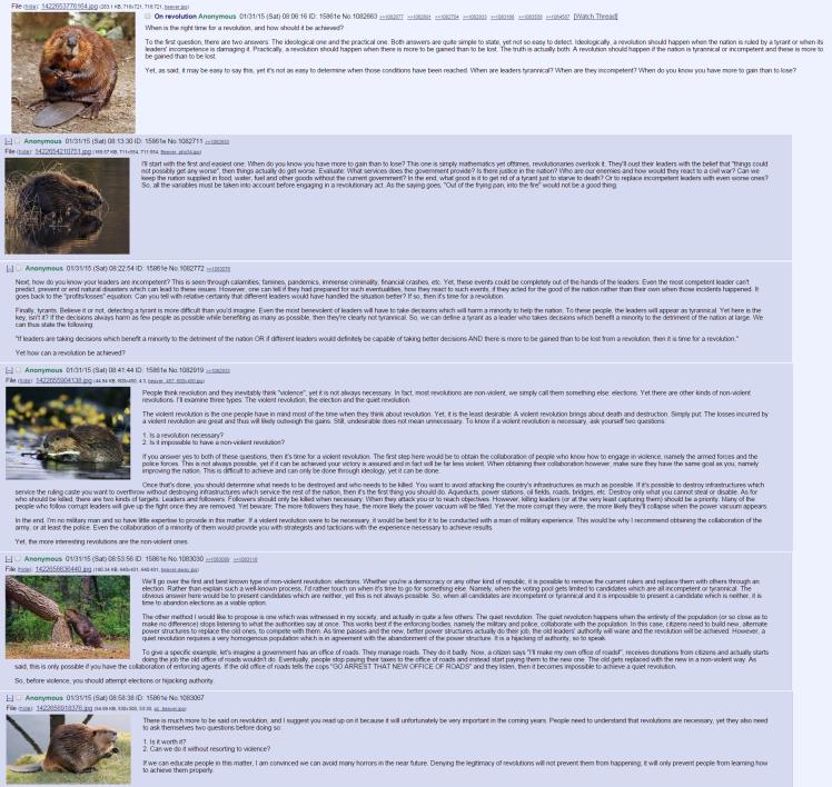beaver 5 revolution