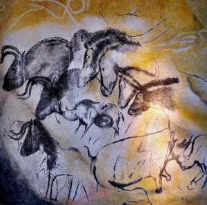 france caveman painting