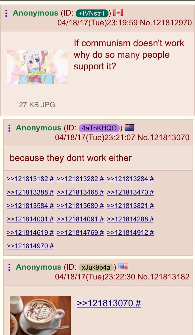 communism works