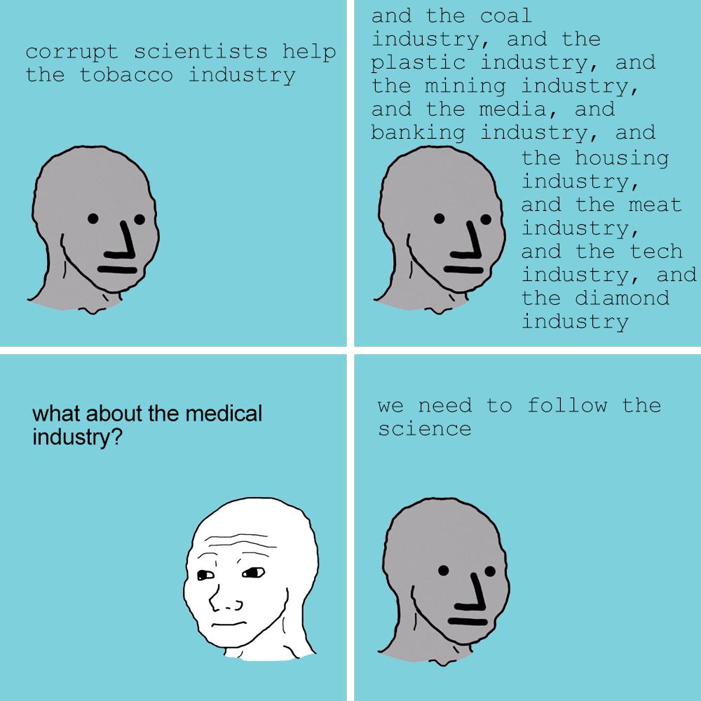 corrupt scientists