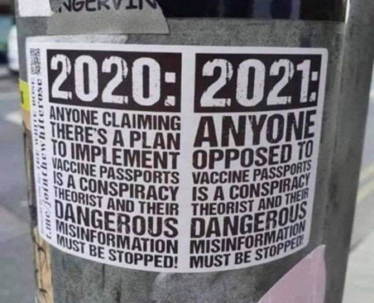 covid conspiracy